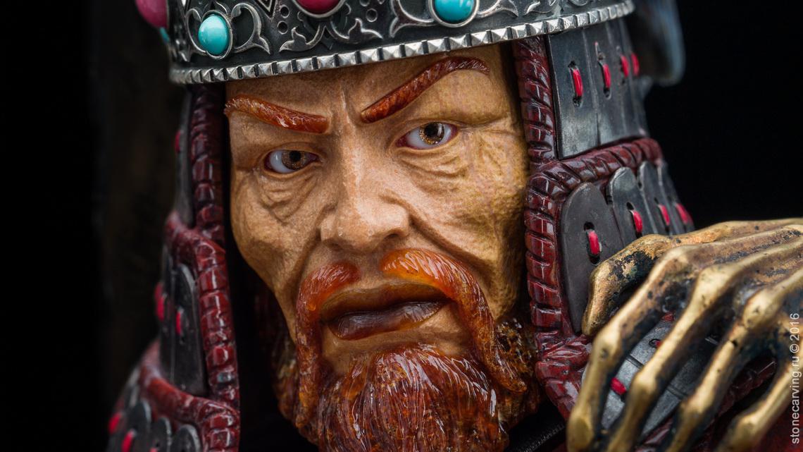 Скульптура Тамерлана завоевателя