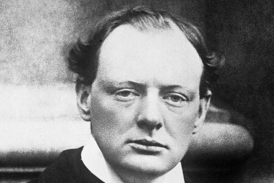 Политик Черчилль