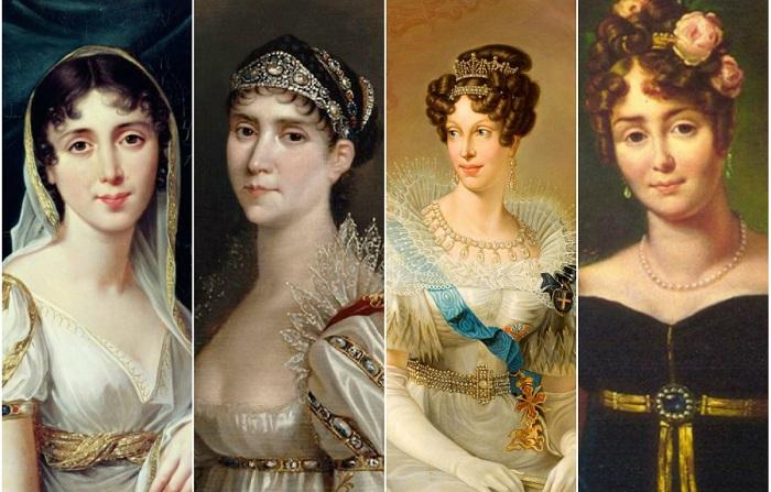 Девушки Наполеона