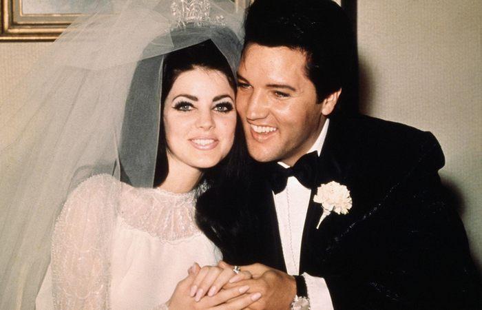 Свадьба Элвиса Пресли