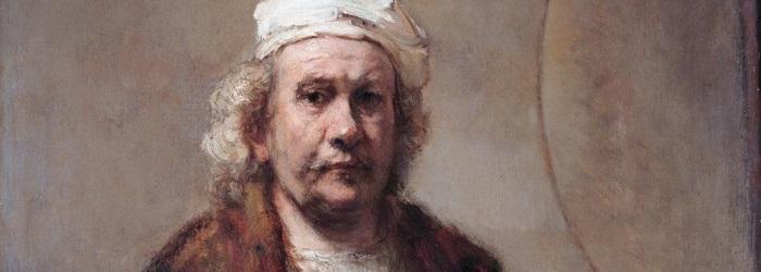 Рембрандт - миниатюра