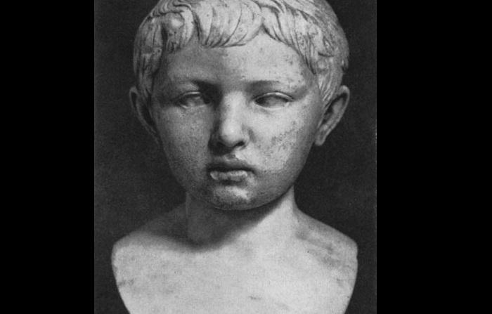 Детский портрет из семьи Августа