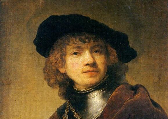 Рембрандт Харменс в юношестве