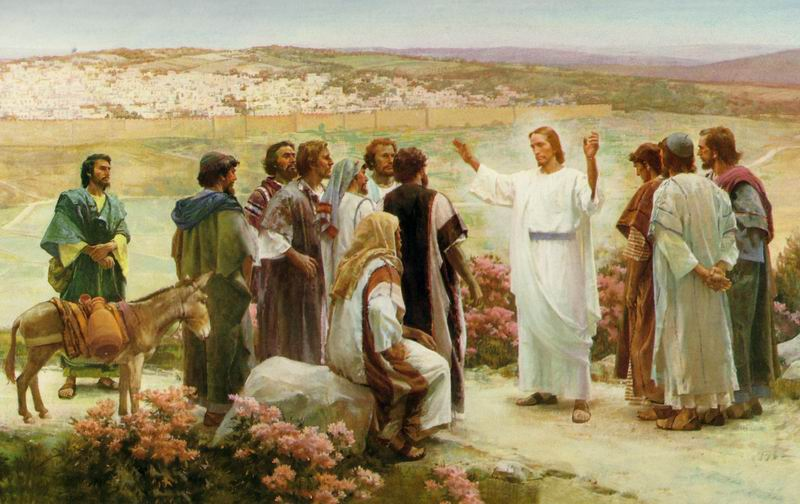 Проповеди Христа